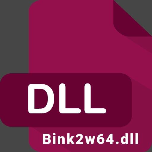 Bink2w64.dll для Windows 10