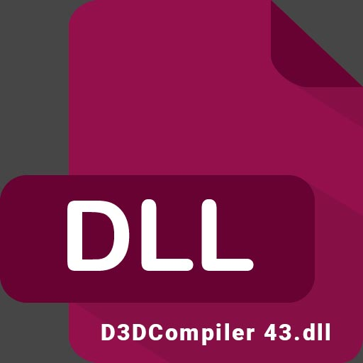 d3dcompiler_43.dll для Windows 10 x64 Bit
