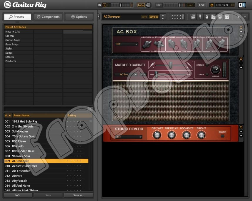 Guitar Rig 6.0.4 Pro