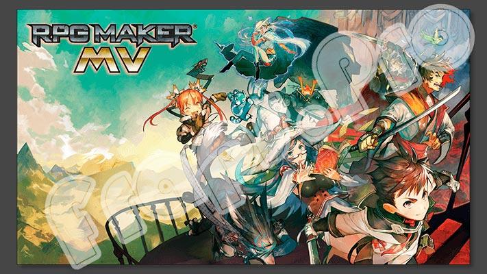 RPG Maker MV 1.6.1 на русском