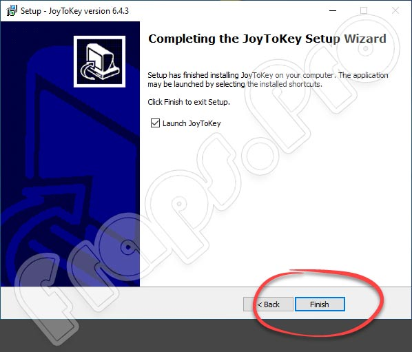 JoyToKey 6.5.1 на русском для Windows 10