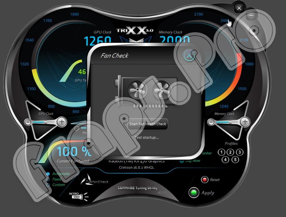 Sapphire TriXX 7.3.0