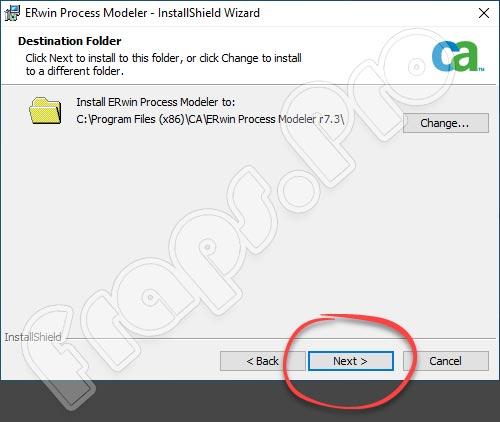 AllFusion ERWin Process Modeler 7.3